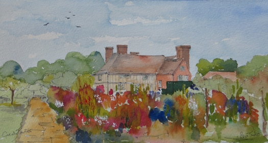 Great Dixter in East Sussex by Brian Tucker